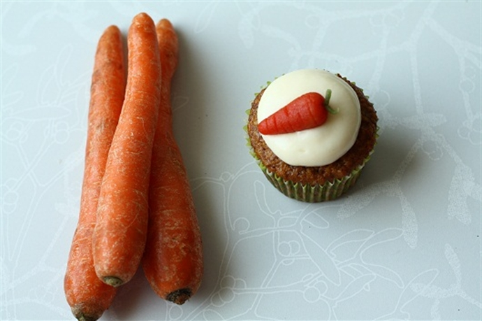 Carrot (cup)Cake 12