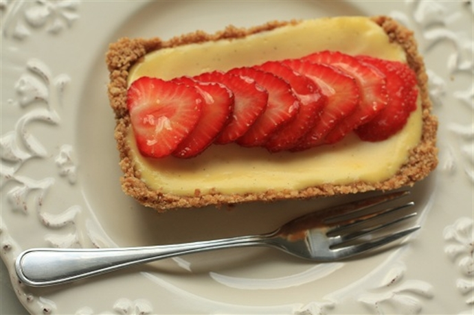 Cheesecake tartlets 15