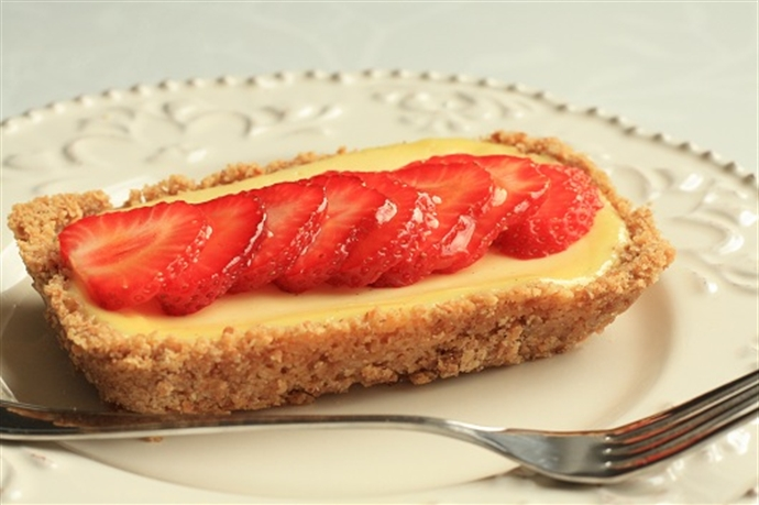 Cheesecake tartlets 12
