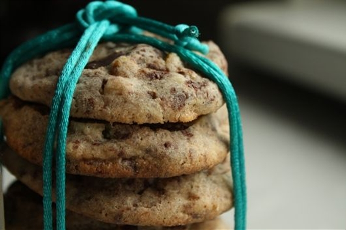 Chocolate chip cookies 13