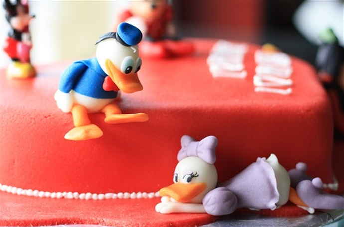 Disney Cake 9