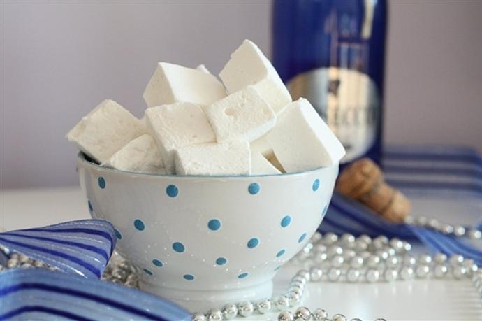Marshmallow cu prosecco 6