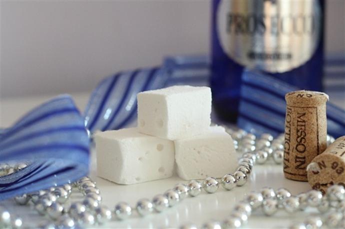Marshmallow cu prosecco 1